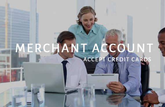 merchant account accept credit cards for different payment cards